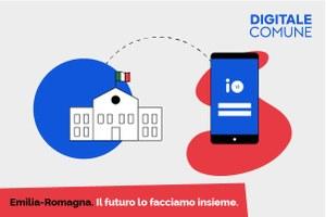 Connettiti al tuo Comune con IO, l'app dei servizi pubblici