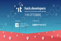A Rimini e Reggio Emilia si cambia la PA con Hack.Developers