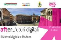"Nasce ""After Futuri Digitali - Modena Smart Life"""