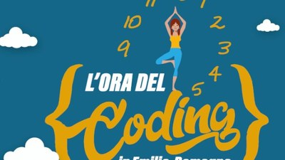 Emilia-Romagna: a dicembre scatta l'ora del coding
