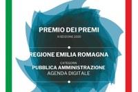 """Un'Agenda Digitale 'vincente', alla Regione il """"Premio dei Premi"""""""