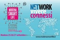 Network - Vivere connessi: dal 21 al 26 settembre torna Modena Smart Life