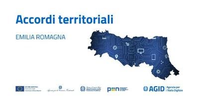 Attuazione dell'agenda digitale: firmato un accordo tra Agid e Regione Emilia-Romagna