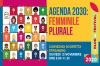 """""""Agenda 2030: Femminile plurale"""""""
