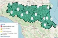 Allerta Meteo  Emilia-Romagna: online il nuovo portale