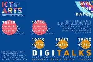 ICT meet the Arts: arte e tecnologie per lo sviluppo