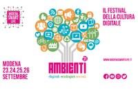 """Ambienti digitali, ecologici e sociali: dal 23 al 26 settembre torna """"Modena Smart Life"""""""