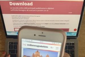 Destinazioni dell'Emilia-Romagna: online le pubblicazioni